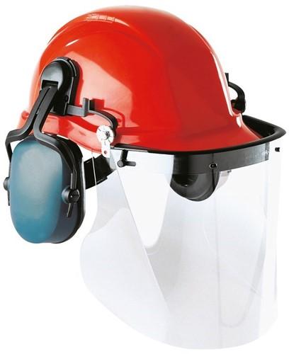 Honeywell Helder polycarbonaat vizier voor veiligheidshelm (1004584)