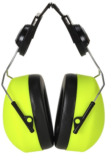 Portwest PS42 Clip-On Hi-Vis Ear Protector