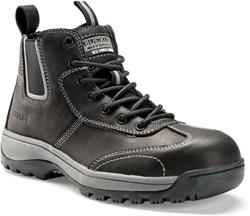 Buckler Boots Hoge Schoen BHYB1BK S3 - Zwart