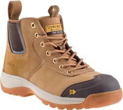 Buckler Boots Hoge Schoen BHYB1HY S3 + KN - Lichtbruin