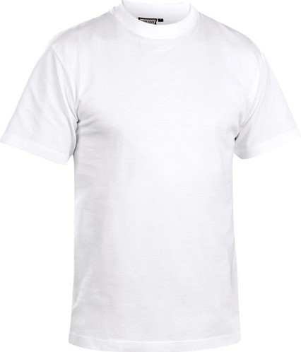 SALE! Blaklader 33001030 T-shirt - Wit - Maat 2XL