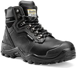 Buckler Boots Hoge Schoen BSH009BK S3 + KN - Zwart