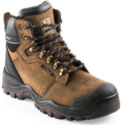 Buckler Boots Hoge Schoen BSH009BR S3 + KN - Bruin