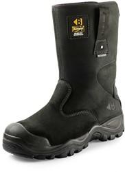 Buckler Boots BSH010BK Veiligheidslaars S3 - Zwart