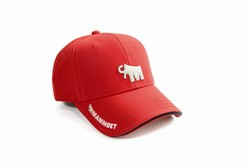 Mammoet Cap 3-D - rood