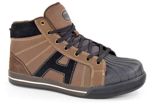 Croford Footwear Veneto S1P Bruin