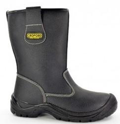 Croford Footwear Oslo S3 Zwart