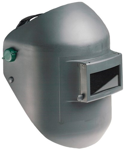 Honeywell Thermoplastische laskap incl 1 x DIN 10 glas (810504)