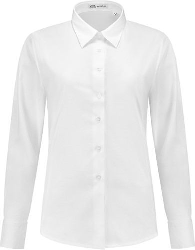 OUTLET! Dames blouse Juliette LM - Wit - Maat M