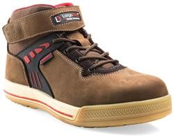 Buckler Boots Hoge Sneaker Duke BR S3 - Bruin