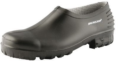 Dunlop - 814P PVC Klomp -  zwart-35/36