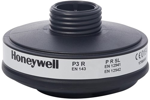 Honeywell Kunststof stoffilter - TM3/TM2P/TH2 für Klasse 1 Maske (1786000)