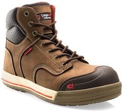 Buckler Boots Hoge Sneaker Eazy BR S3 + KN - Bruin
