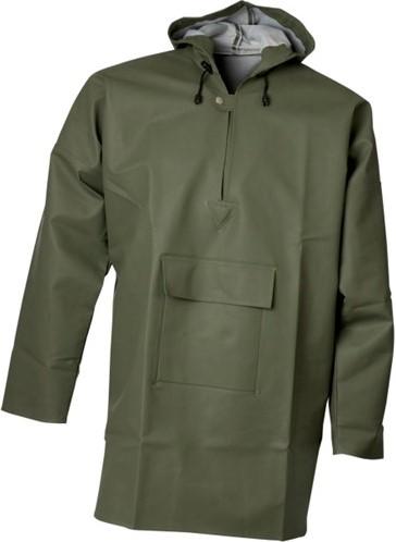 SALE! Elka 097600001 Rain Hunting Regenjas - Olijf - Maat S
