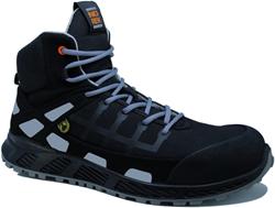 No Risk Hoge Sneaker Faith S3 ESD - Grijs