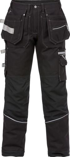 SALE! Fristads Gen Y werkbroek 2130 FAS - Zwart - Maat C48