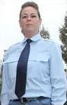 Dames Pilot shirt - LM Licht blauw