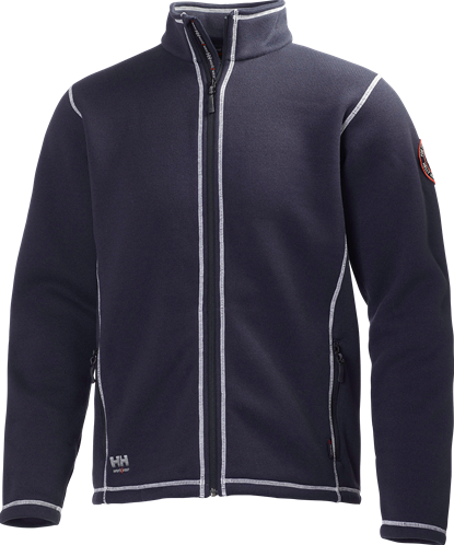 OUTLET! Helly Hansen 72111 Hay River Jacket - Marine - Maat L