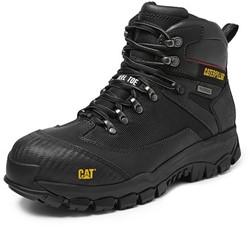 Cat - Knightsen P722173 hoge veiligheidsschoen S1P zwart