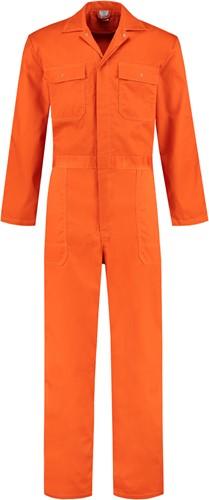 WW4A Kinderoverall Polyester/Katoen - Oranje