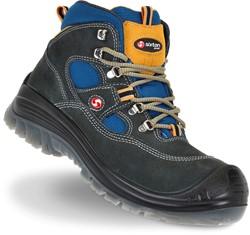 Sixton Endurance Labrador 81152-01 Veiligheidsschoen S1P - Grijs/Blauw/Geel