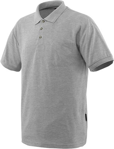 SALE! Mascot 00783 Borneo Poloshirt - Grijs - Maat XS