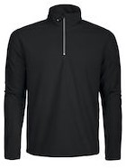 DAD Melton Half Zip