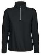 DAD Melton Dames Half Zip
