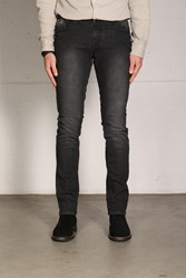 New Star JV Slim Fit Stretch Denim - zwart denim