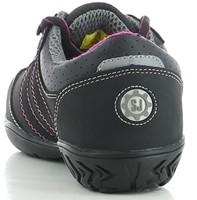 OUTLET! Safety Jogger Ceres S3 Metaalvrij - Zwart/Roze - Maat 37-3