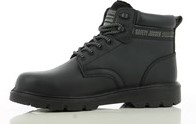 OUTLET! Safety Jogger X1100N S3 Metaalvrij - Zwart - Maat 47-2