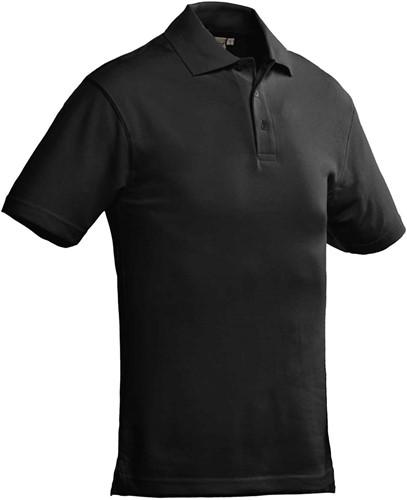 OUTLET! Santino Poloshirt Charma - Zwart - Maat M