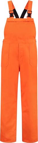 WW4A Tuinbroek Polyester/Katoen - Oranje