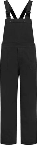 WW4A Tuinbroek Polyester/Katoen - Zwart