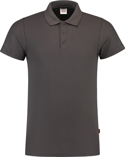 OUTLET! Tricorp PPF180 Poloshirt Slim Fit 180 Gram - Donkergrijs - Maat L