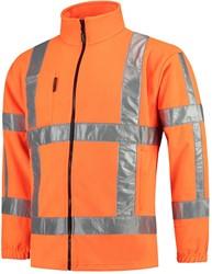 OUTLET! Tricorp TSR3001 Fleecejack RWS - Oranje - Maat 2XL