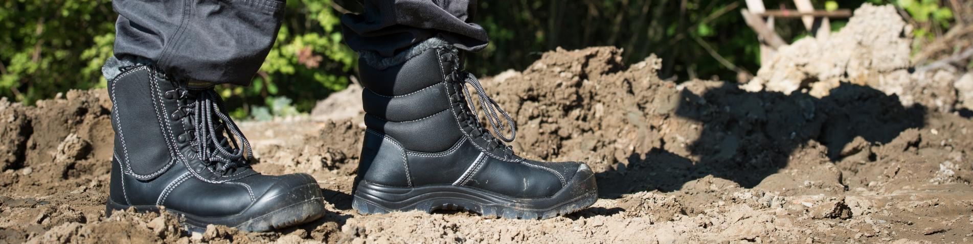 workwear4all-be -  Veiligheidslaarzen banner breed