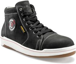 Buckler Boots Hoge Sneaker Victory S3 - Zwart