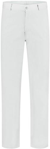 WW4A Werkbroek Polyester/Katoen - Wit